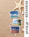 すな 砂 ビーチの写真 46344646