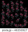草花 花 花柄のイラスト 46350927