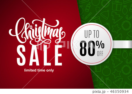 Christmas holiday sale 80 percent off 46350934