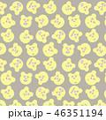 模様 パターン 柄のイラスト 46351194