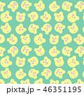 パターン 背景 柄のイラスト 46351195