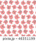 模様 パターン 柄のイラスト 46351199