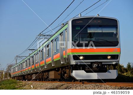 E231系3000番台八高線・川越線4両 46359059