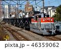 東海道貨物支線を走るDE112002セメント貨物列車 46359062