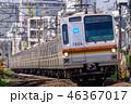 電車 列車 東京メトロの写真 46367017
