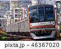 電車 列車 東京メトロの写真 46367020
