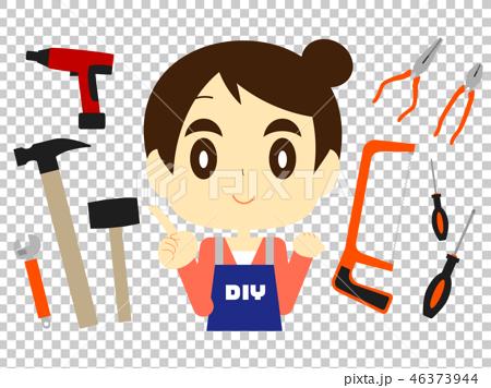 DIY 여자 46373944