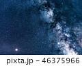 背景 バックグラウンド 星の写真 46375966