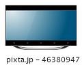 テレビ スクリーン テレビジョンのイラスト 46380947