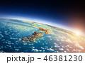 ニュージーランド ニュージーランド ニュージランドのイラスト 46381230