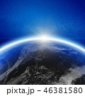 スペース 空間 宇宙のイラスト 46381580