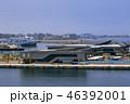 済州島 済州港 済州港国際旅客船ターミナルの写真 46392001