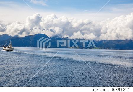 Landscape in Norway 46393014
