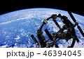 スペース 空間 宇宙のイラスト 46394045