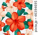 パターン 柄 模様のイラスト 46394695