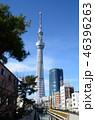 東京スカイツリー 墨田区 ランドマークの写真 46396263