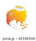 地球 ベクタ ベクターのイラスト 46396306
