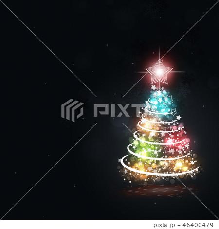 Christmas Tree Magic Lights 46400479