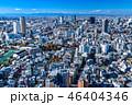 アジア 都市風景 高層ビルの写真 46404346