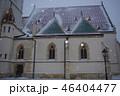クロアチア ザグレブ 聖マルコ教会 46404477