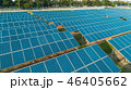 Aerial view of solar energy panels, solar panels, Solar power plants. 46405662