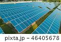 Aerial view of solar energy panels, solar panels, Solar power plants. 46405678