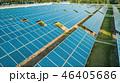 Aerial view of solar energy panels, solar panels, Solar power plants. 46405686