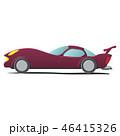 スポーツカー 車 自動車のイラスト 46415326