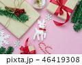 クリスマス 装飾 飾りの写真 46419308