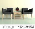 椅子 ペア 46419458