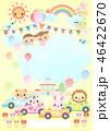 幼稚園 保育園 動物のイラスト 46422670