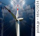 ソーラーパネル 太陽電池パネル 太陽光パネルの写真 46425634