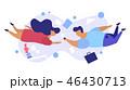 解決 イラスト コンセプトのイラスト 46430713