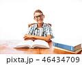 読書 本 学生の写真 46434709