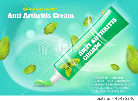 Banner Anti Arthritis Cream Natural Mint Extract 46435246