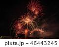 花火 夏 祭りの写真 46443245
