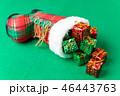 クリスマス 箱 ボックスの写真 46443763