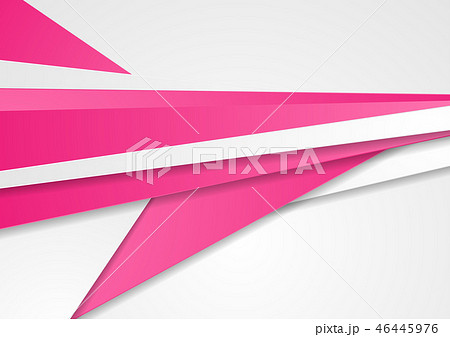 Abstract pink and grey corporate background 46445976