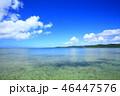 小浜島 八重山諸島 海の写真 46447576