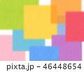 フェルト テクスチャー 模様のイラスト 46448654