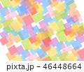 フェルト テクスチャー 模様のイラスト 46448664