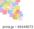 フェルト テクスチャー 模様のイラスト 46448673
