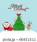 Christmas Greeting Card 46451511