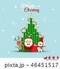 Christmas Greeting Card 46451517