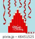 Holiday Christmas Greeting Card 46451525