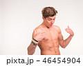 筋肉 人 男の写真 46454904