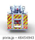 消防車 特殊車両 緊急車両のイラスト 46454943