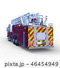消防車 特殊車両 緊急車両のイラスト 46454949