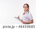 女性 医師 医者の写真 46459685