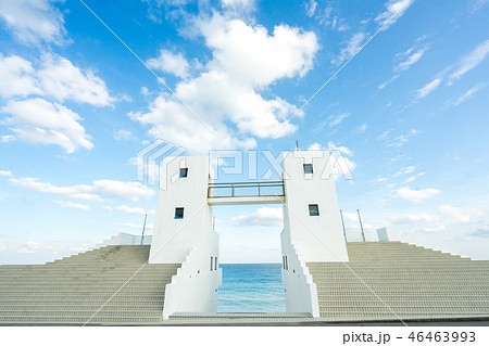 新島 羽伏浦海岸  46463993
